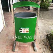 thùng rác treo đơn