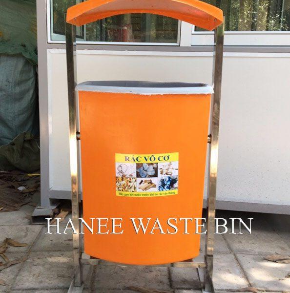 thùng rác treo đơn 80 lít